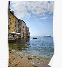 Rovinj, Croatia Poster