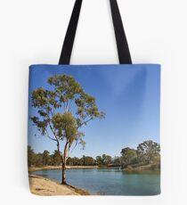 Murray River at Mildura Tote Bag