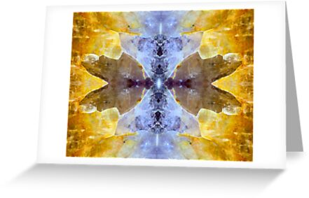 Take Wing (Amethyst and Citrine) by Stephanie Bateman-Graham