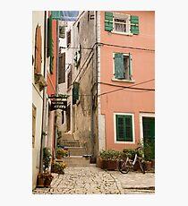 Rovinj, Croatia Photographic Print