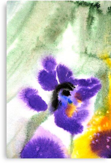 Violet Beauty by Stella  Shube As