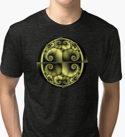 spheric I Tri-blend T-Shirt