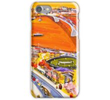 Summer sunset iPhone Case/Skin