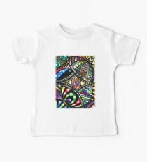 Carnival of cololurs Baby Tee