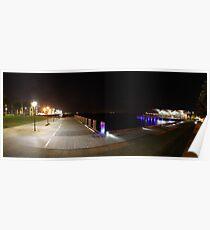 Geelong Waterfront Panorama Poster
