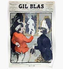 Jules Alexandre Grün Artists Studio Poster