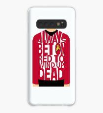 Always bet on red Case/Skin for Samsung Galaxy
