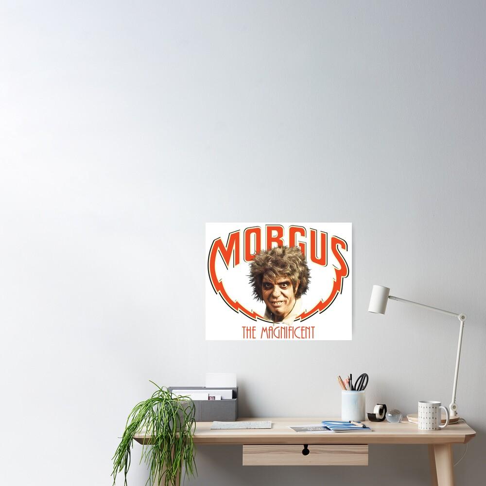 MORGUS: DAS HERRLICHE Poster