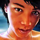 Akira by Ivy Izzard