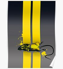 Roadkill poster Poster