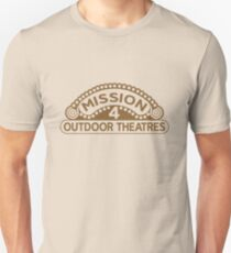 Mission 4 Outdoor Theatres T-Shirt