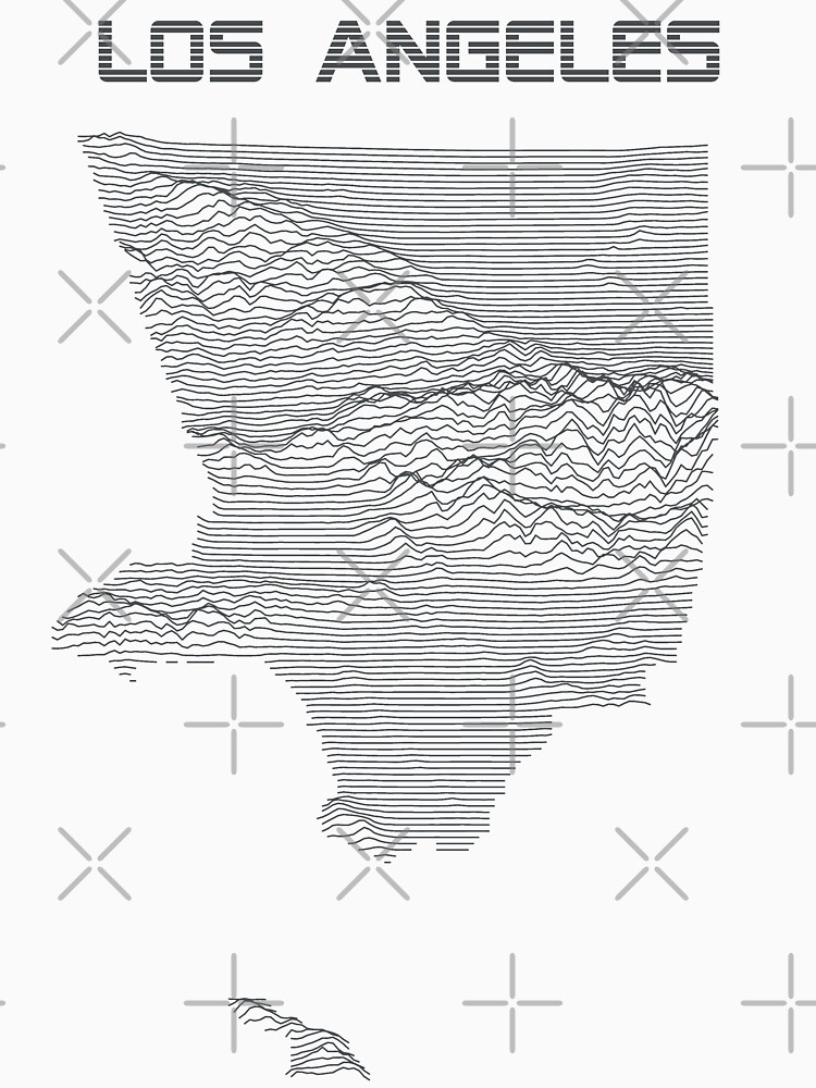 Unknown Elevations - Los Angeles (grey) by cstats