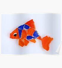 Freddie the Goldfish Poster