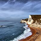 Looking West by Clive