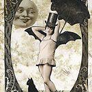 Halloween Moonlight Stroll by WinonaCookie