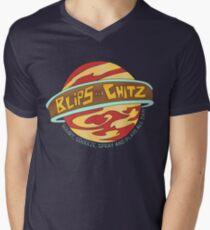 Blips and Chitz V-Neck T-Shirt