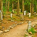 Gold Rush Cemetery by Yukondick