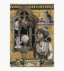 Evangeline Garden's Astrological Studio Photographic Print