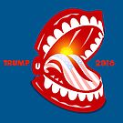 TRUMP 2016 by Alex Preiss
