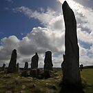 Dark Forces at The Standing Stones  by MarcW