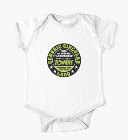 Generic Circular Logo Kids Clothes