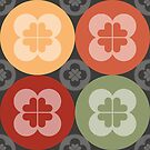 Geometric Pattern: Flower Circle: Arcadia by * Red Wolf