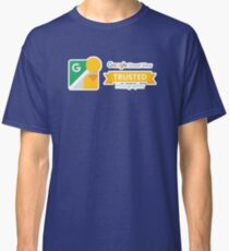 Google Maps   Street View   Trusted Photographer Classic T-Shirt