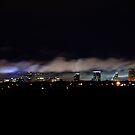 Orlando Skyline by Drew Hillegass