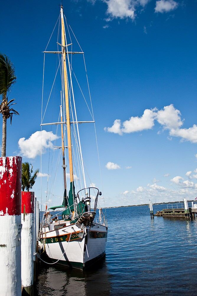 Sailing in Florida by setpatarc
