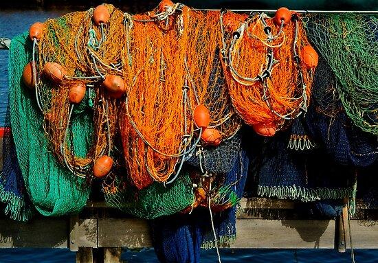 Nets by Joe Mortelliti