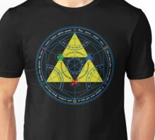Transmutation of Time Unisex T-Shirt