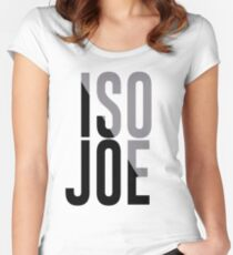Iso Joe Johnson Women's Fitted Scoop T-Shirt