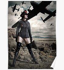 Sergeant Sparkles Poster