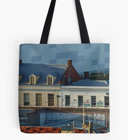 Over the Roof Tops, Geelong Tote Bag