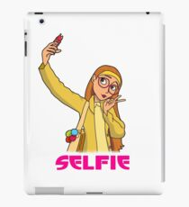 Selfie iPad Case/Skin