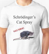 Schrodinger's Cat Spray T-Shirt