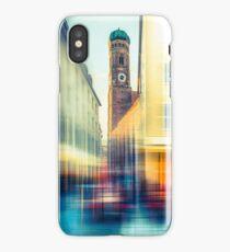Munich - Frauenkirche iPhone Case/Skin