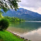 Beautiful Lake by Daidalos