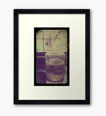 Lost Spaces_3 Framed Print