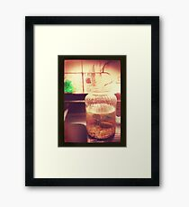 Lost Spaces_4 Framed Print
