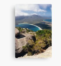 Wineglass Bay, Freycinet National Park Canvas Print