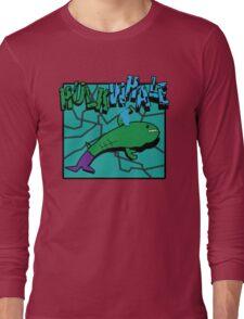 Hulkwhale Long Sleeve T-Shirt