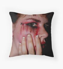 Cut Out and Keep Throw Pillow
