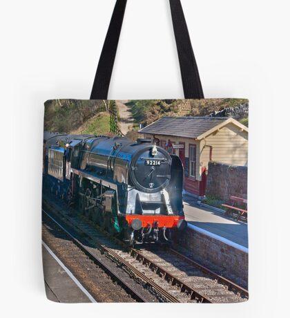 Goathland Station Tote Bag