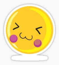 Cute emoticon Sticker