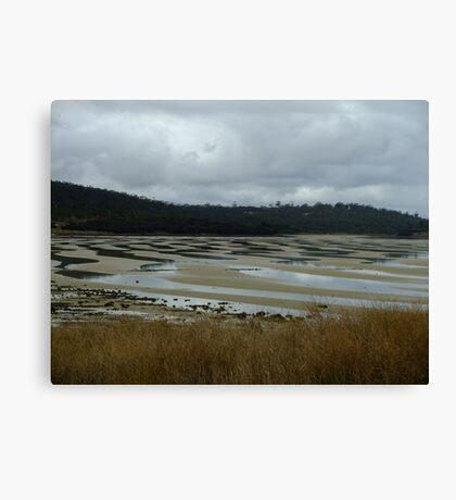 Low Tide 2 Canvas Print