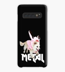 Not just perfect for Easter - Funny Metal Chihuahua Bunnies Design - Faith and Truth Case/Skin for Samsung Galaxy