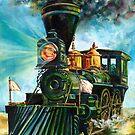 Train by DawnEaton