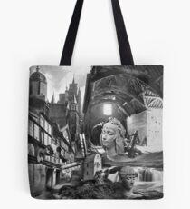 The Catholic Actors Dream. Tote Bag