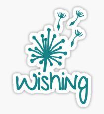 Be Yourself - Wishing Sticker